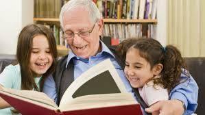 Grandparent time